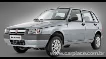 Fiat Mille é o 1° carro a receber etiqueta de consumo de combustível no Brasil