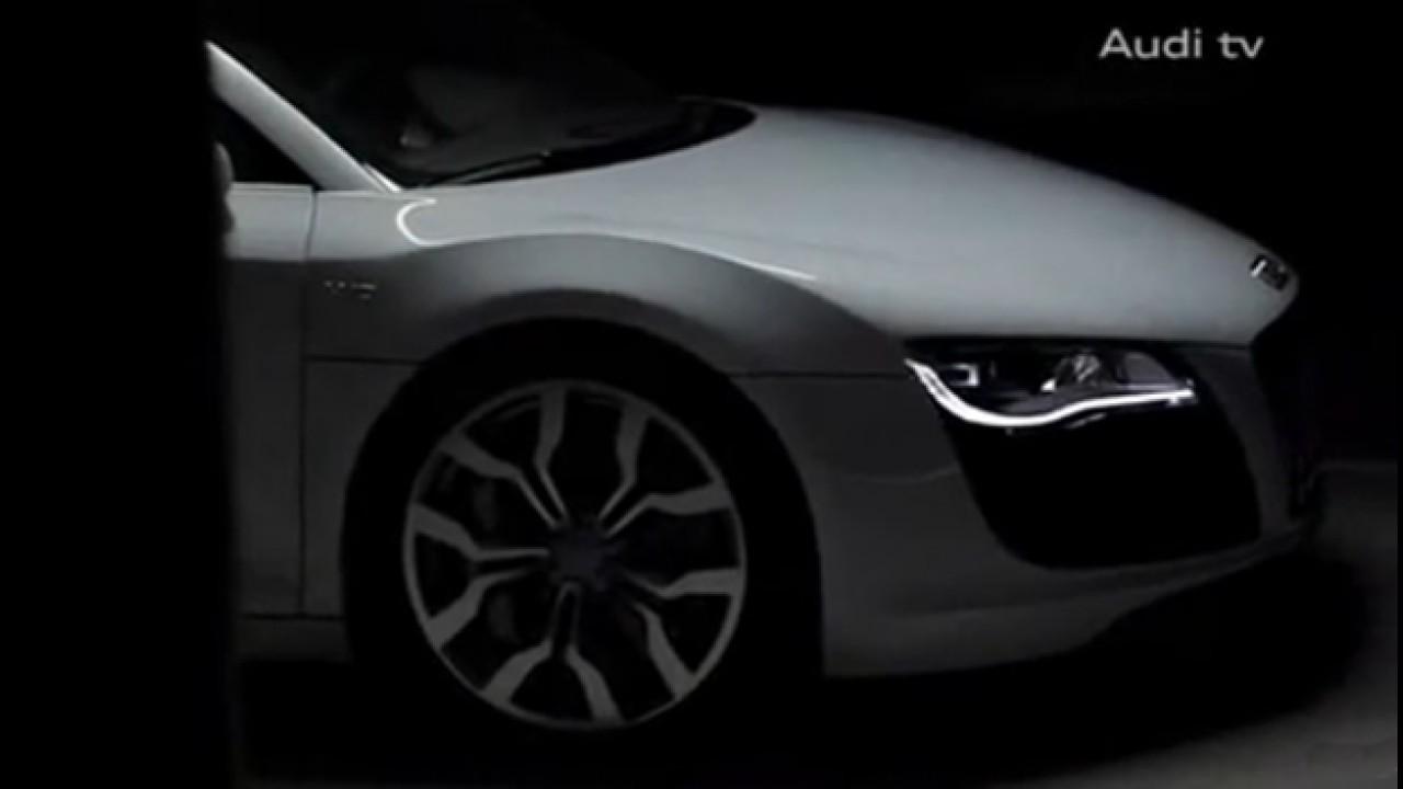 VÍDEO: Veja o comercial do Novo Audi R8 V10 Spyder