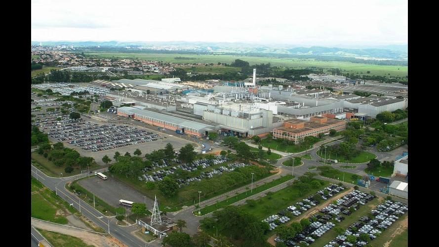 GM aguarda incentivos para produzir novo modelo global em SJC
