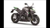 Salão de Milão: Kawasaki Z1000 2014 está mais invocada e potente