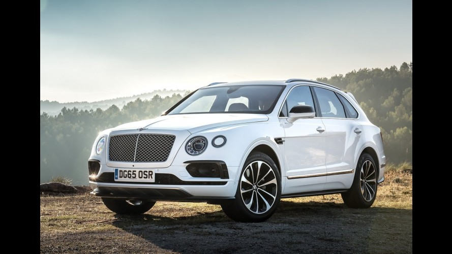 Bentley Bentayga: vídeo mostra como é feito o SUV mais luxuoso do mundo