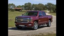 Novas gerações de Chevrolet Silverado e GMC Sierra terão carroceria de alumínio
