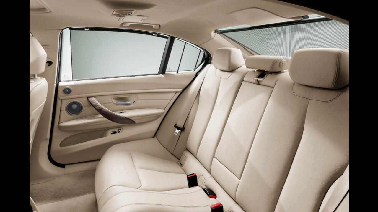 BMW apresentará Série 3 em versão alongada no Salão de Pequim