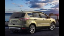 Ford anuncia recall de mais de 10 mil unidades do crossover Escape na América do Norte