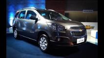 CARPLACE está no lançamento da nova Chevrolet Spin