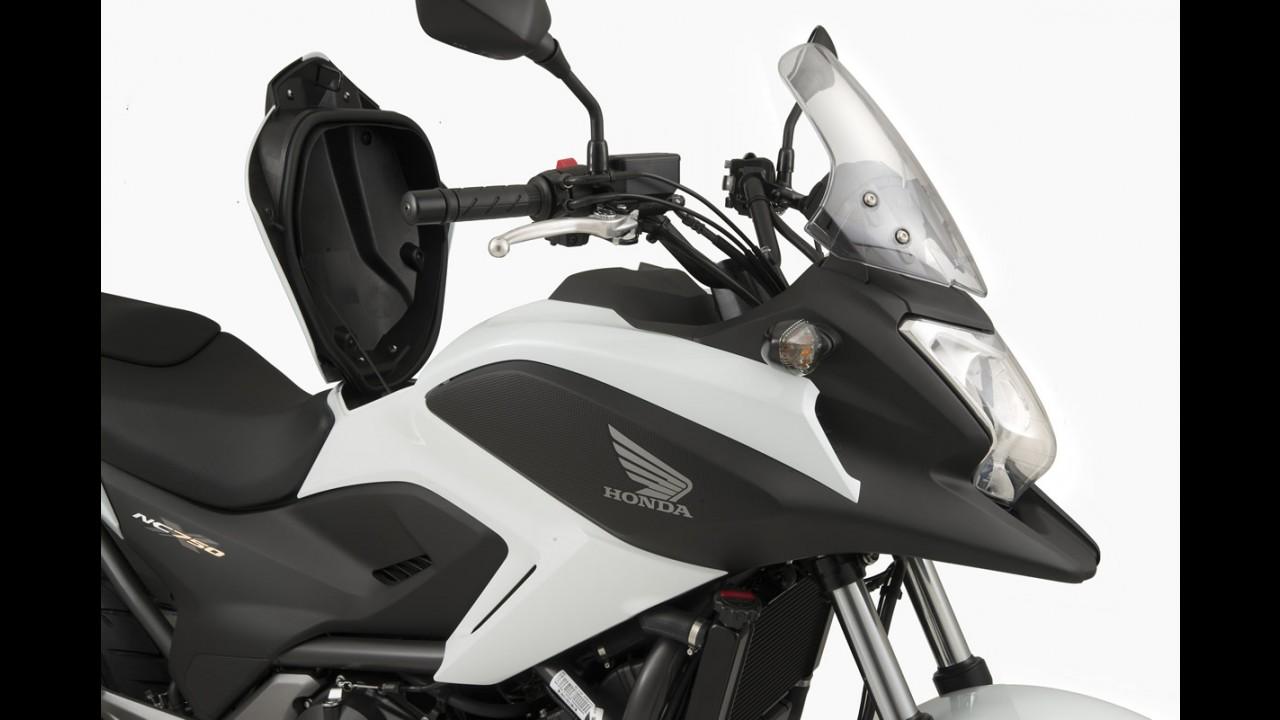 Honda lança NC 750X com preço a partir de R$ 28.990