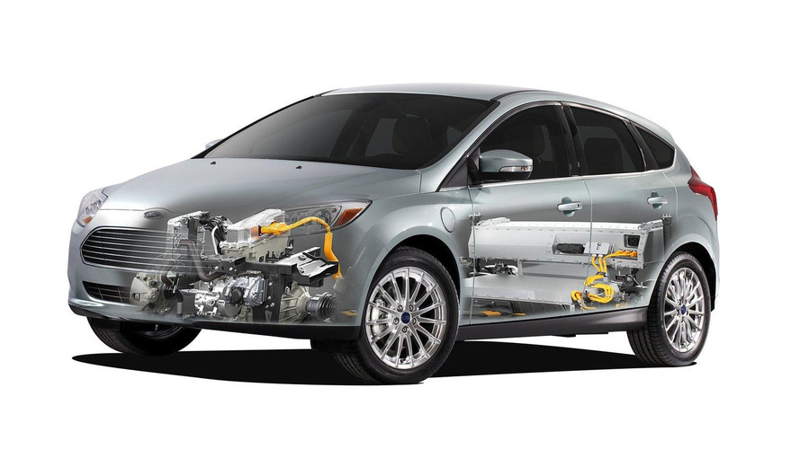 2012 Ford Focus Electric first to achieve 100 MPGe