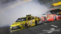 Matt Kenseth, Joe Gibbs Racing Toyota crash