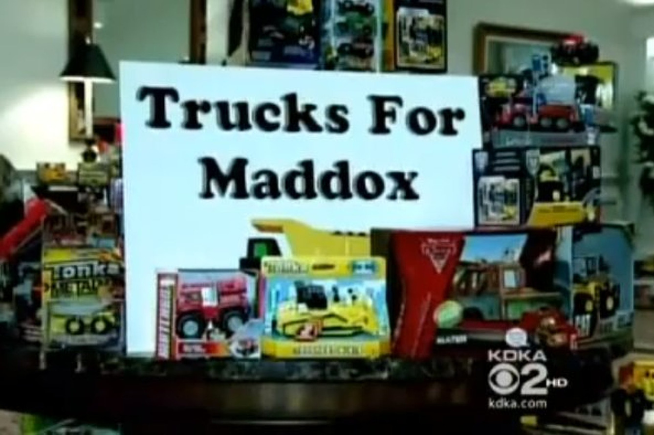 Thousands of Toy Trucks Donated in Wake of Mauled Pa. Boy