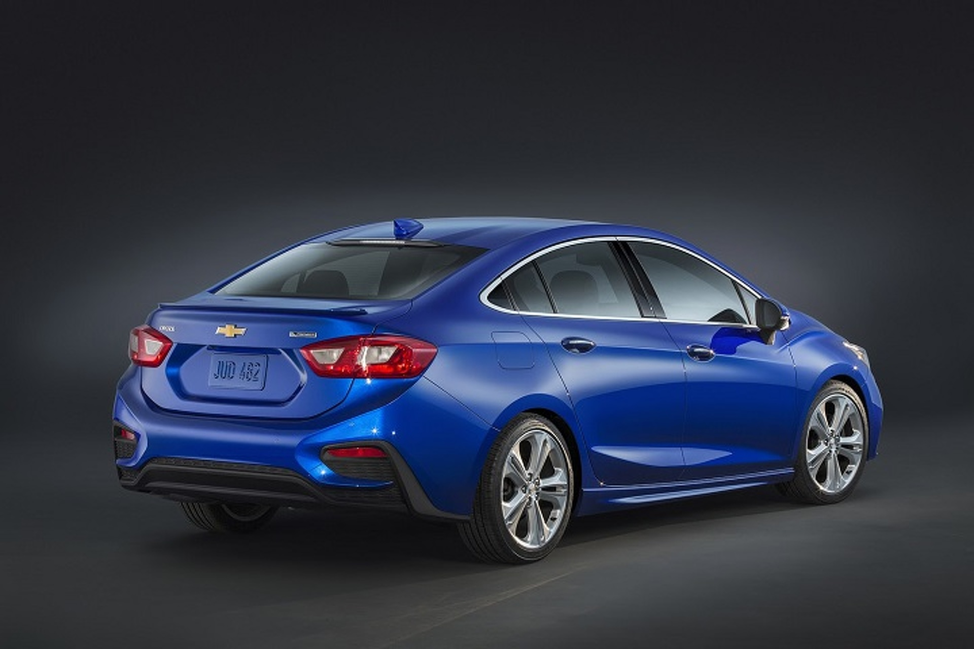 The 2016 Chevy Cruze Debuted This Week