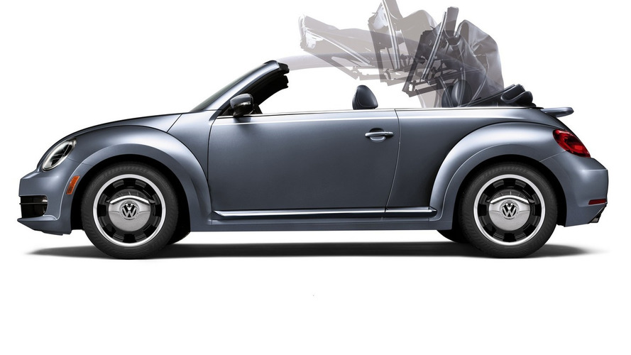 VW Beetle Convertible Denim special edition priced at $25,995