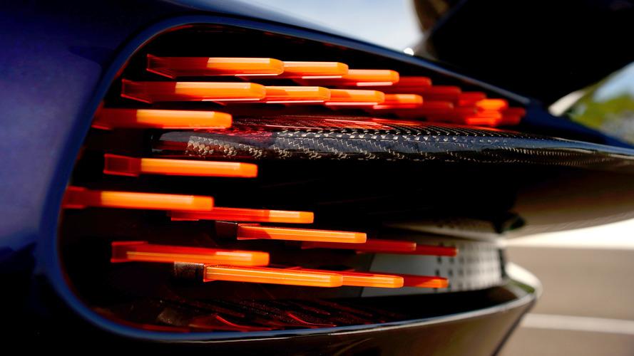 Aston Martin Vulcan Le Mans