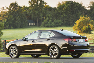 2015 Acura TLX Makes the Middle of the Pack Slightly More Engaging: Review