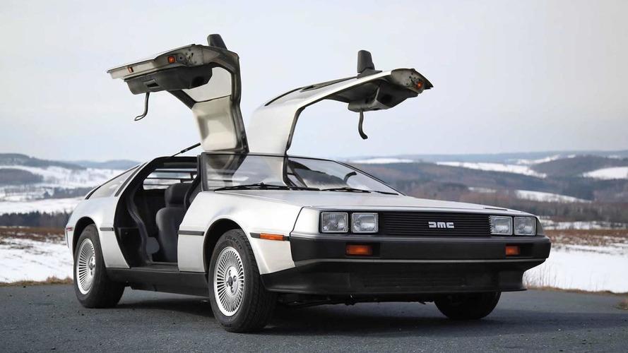 Insolite - Le conducteur d'une DeLorean poursuivi pour avoir roulé à 88 miles à l'heure