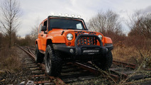 Jeep Wrangler by Geiger Cars