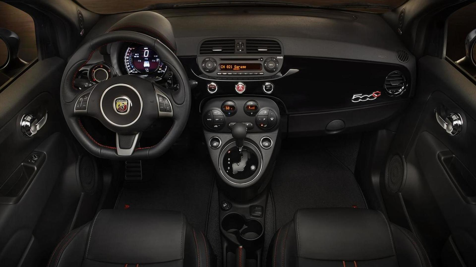 2015 US-spec Fiat 500 Abarth enters production with optional six ...