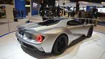 Ford GT live in Chicago