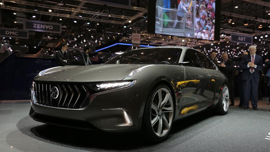 Pininfarina H600 konsepti tek bir şarjla 1,000 kilometre gidebiliyor