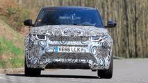 2019 Range Rover Evoque Spy Shots