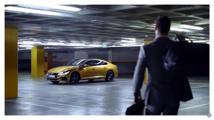 Volkswagen Arteon Tanıtım Videosu