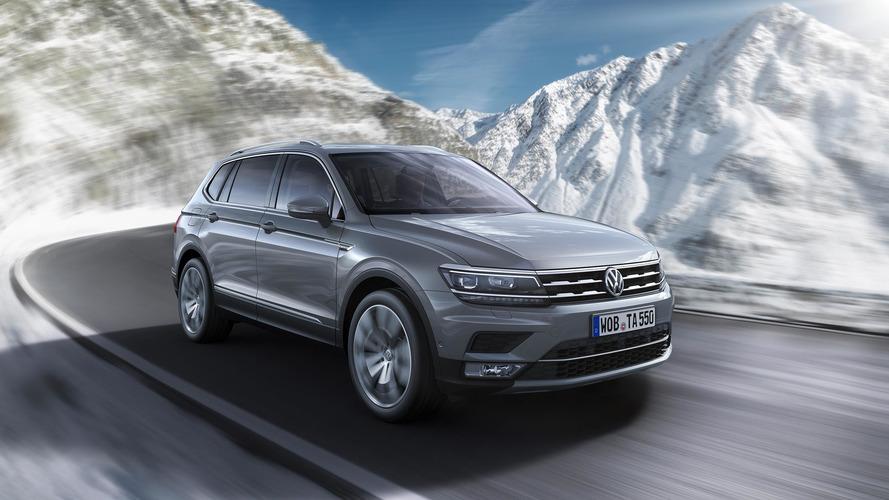 Alemanha - VW Tiguan cresce acima de 40% em vendas
