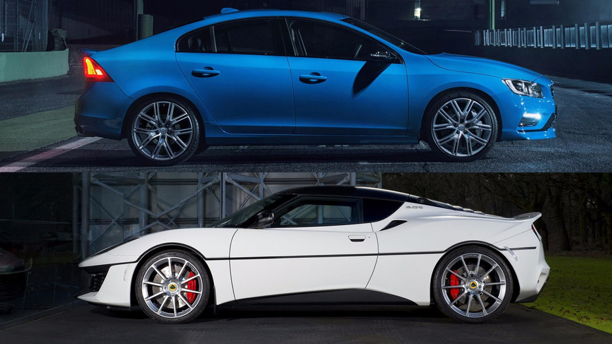 Lotus et Volvo vont-ils bientôt travailler main dans la main ?