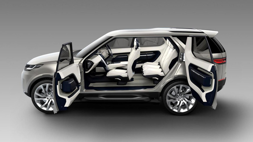 Land Rover confirms new Discovery family will have more than three models