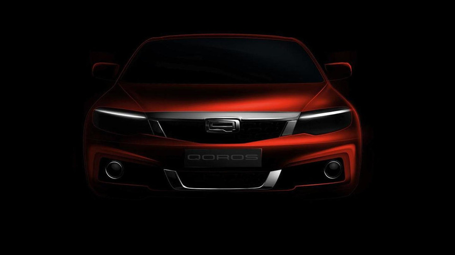 Qoros to introduce a new production model in Geneva