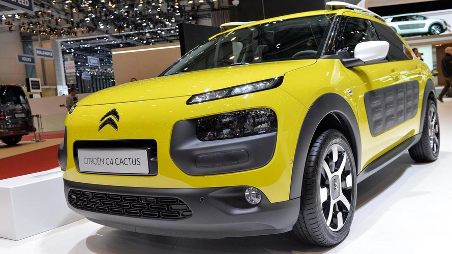 Citroen C4 Cactus is ready to tackle the urban jungle