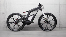 Audi e-bike concept in action [video]