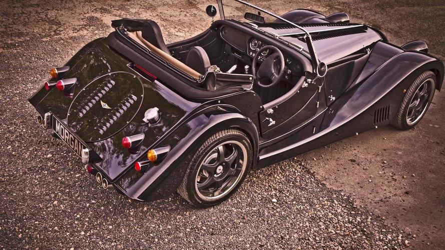Morgan Plus 8 ready for Geneva debut