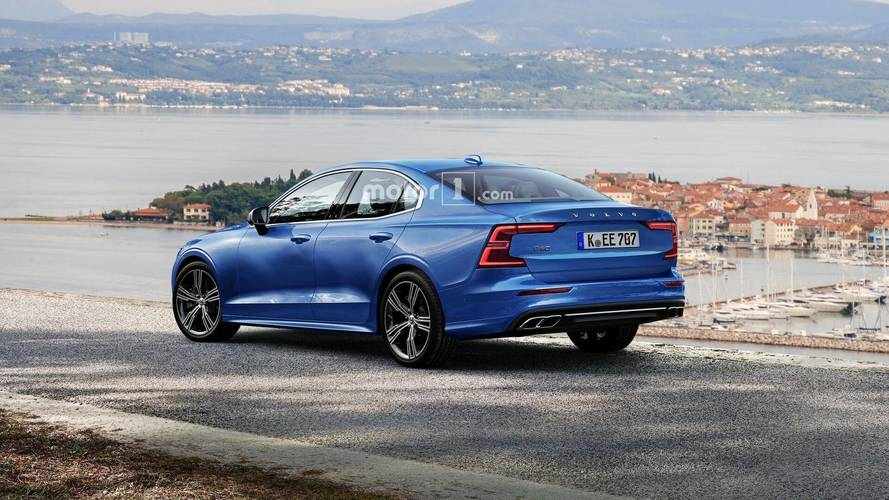 volvo s60 leaked image leads to handsome high res render