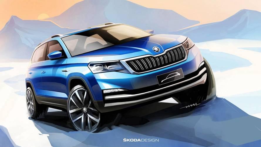 Skoda deja ver el Kamiq, un nuevo SUV para el mercado chino