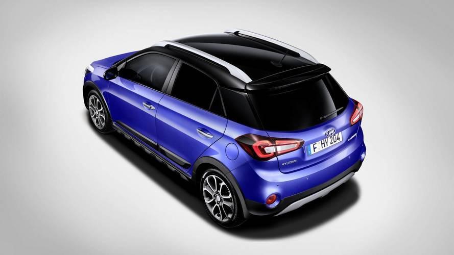 Yeni Hyundai i20  Active