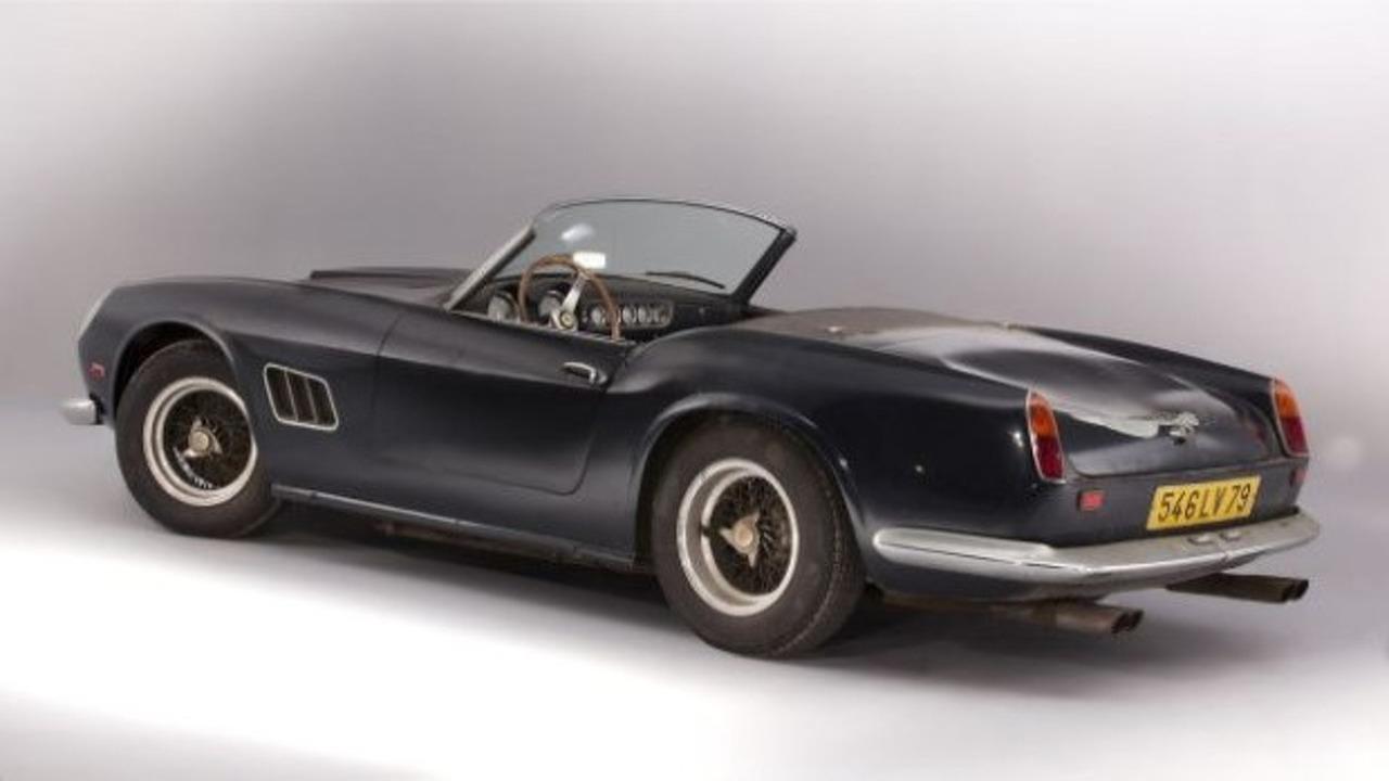 7. Ferrari 250 GT SWB California Spider
