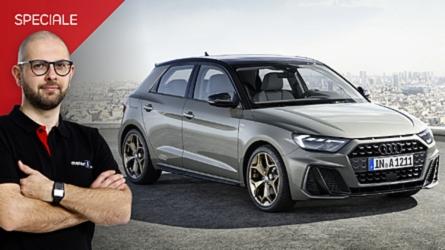 Nuova Audi A1 Sportback, mai così
