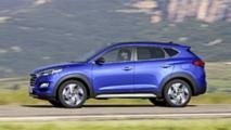 Hyundai Tucson restyling, la prova