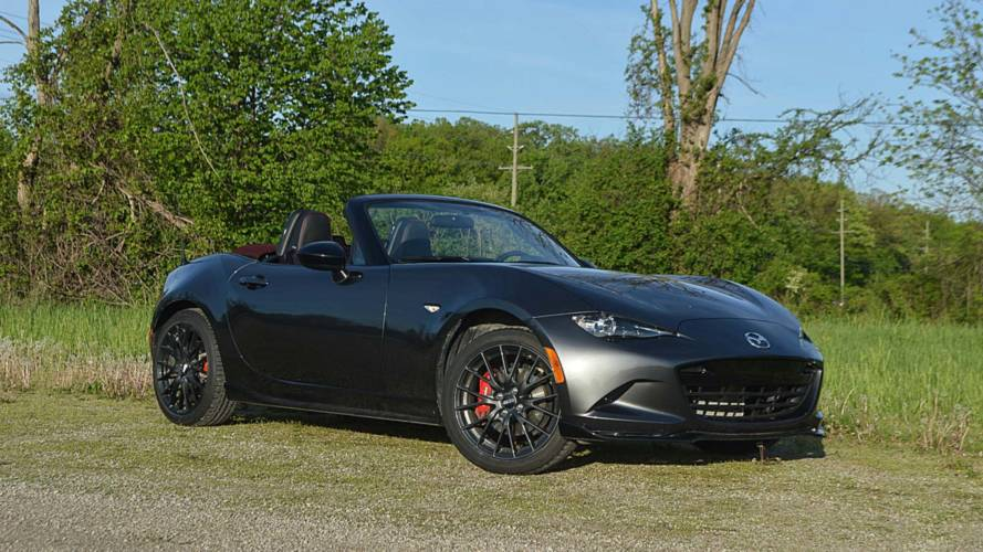 2018 Mazda MX-5 Club Review: Hold Me Closer, Tiny Dancer