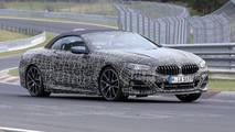BMW 8 Serisi Coupe ve Convertible Casus Fotoğraflar