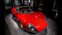 Alfa Romeo 33 Stradale, le foto storiche