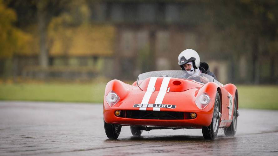 Skoda Looks Back At Its Adorable 1100 OHC Race Car