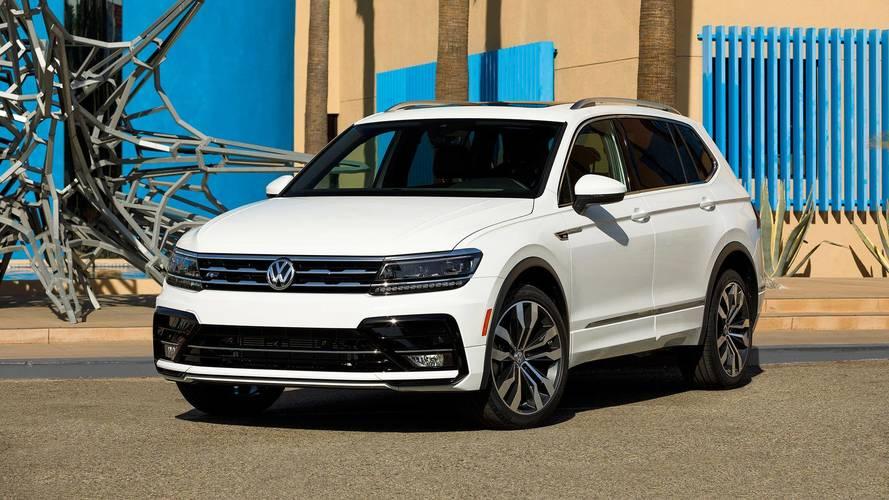 Hivatalos formában is megmutatta magát a 2018-as VW Tiguan R-Line
