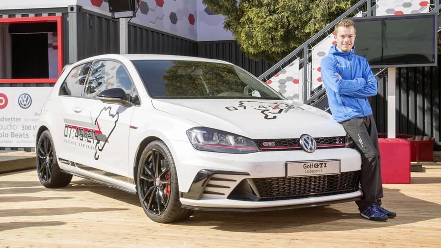 2018 Volkswagen Polo GTI track