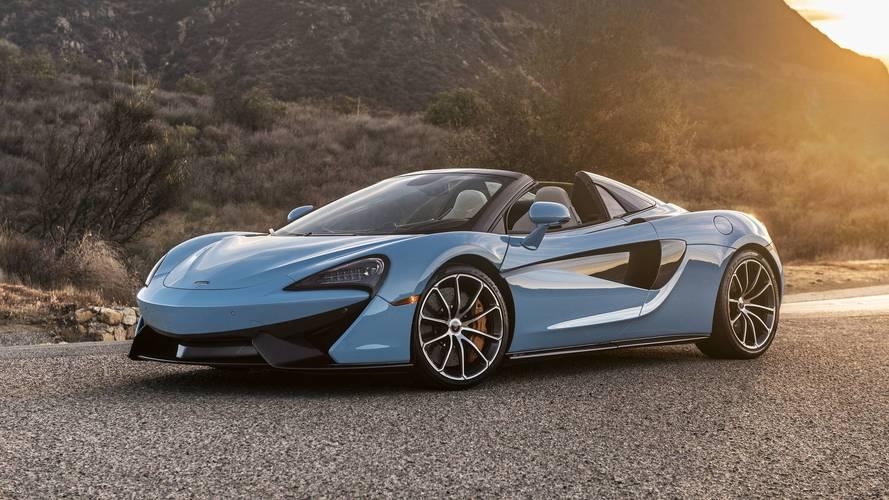 McLaren, 15,000 araç satışına ulaştı
