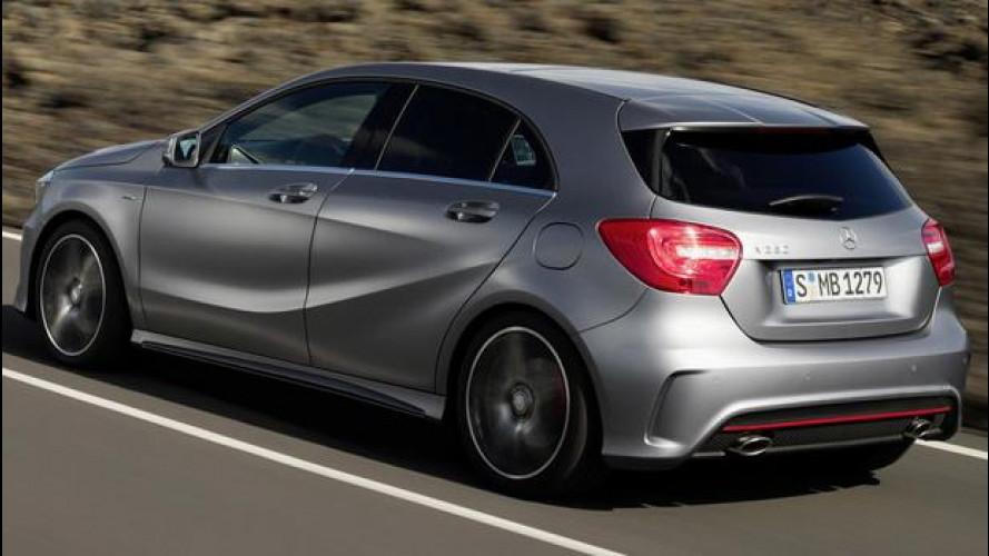 Nuovi motori per Mercedes Classe A, Classe B e CLA
