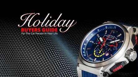 The Car Person's Guide To Awesome Holiday Gift Giving