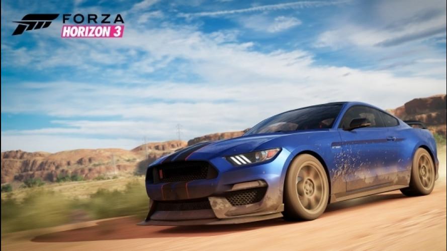 Ford, come si riproduce l'handling di una Mustang nei videogame