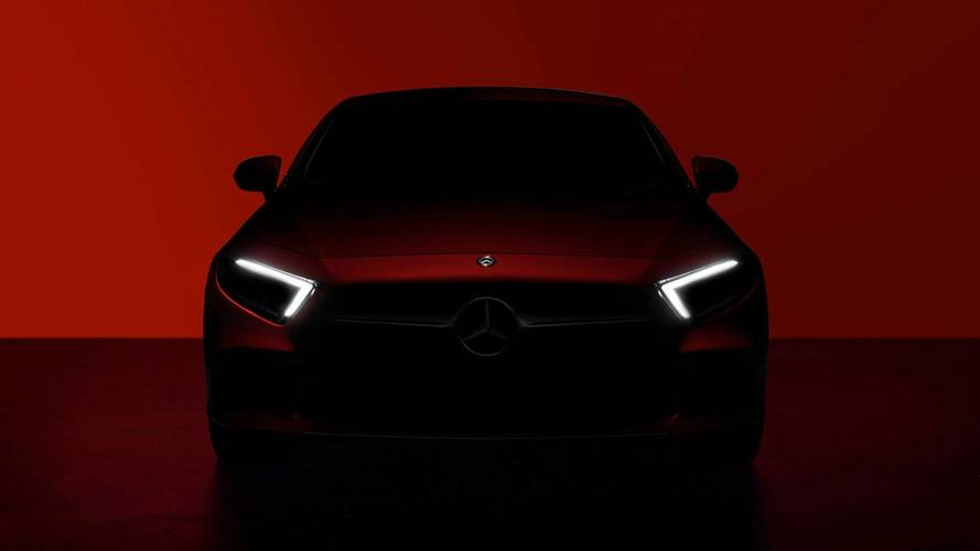 Mercedes Teases Stylish New CLS For L.A. Auto Show
