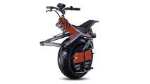 RYNO Motors tek tekerlekli motosiklet üretti