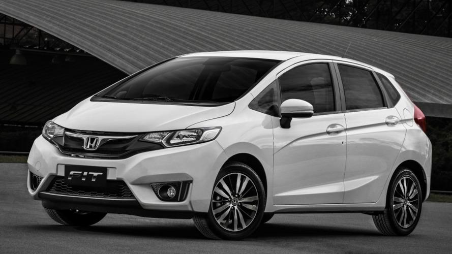 Hatches compactos – Honda Fit é novamente o preferido em 2016